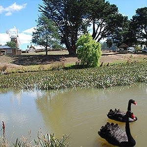 lake dulverton oatlands tasmania