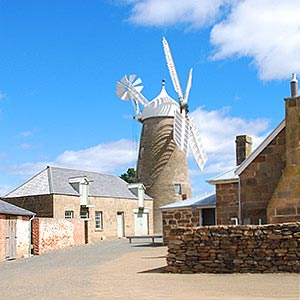 callington mill oatlands tasmania