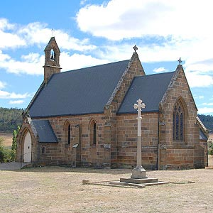 St Paul's Oatlands Tasmania